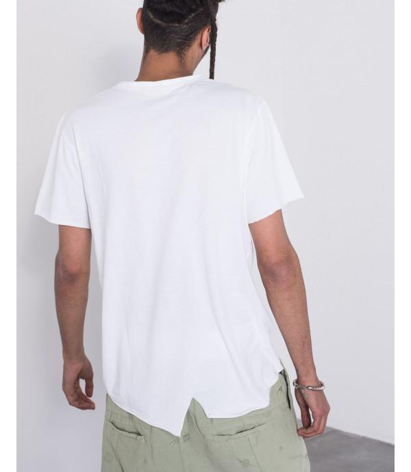 T-shirt a blocchi