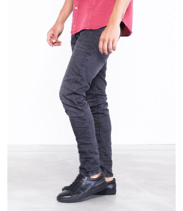 Jeans skinny fit scuri