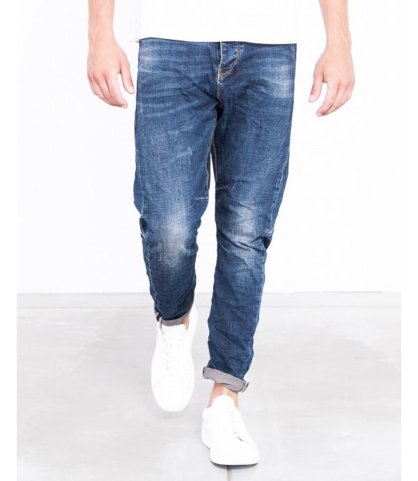 Jeans slim fit lavaggio scuro