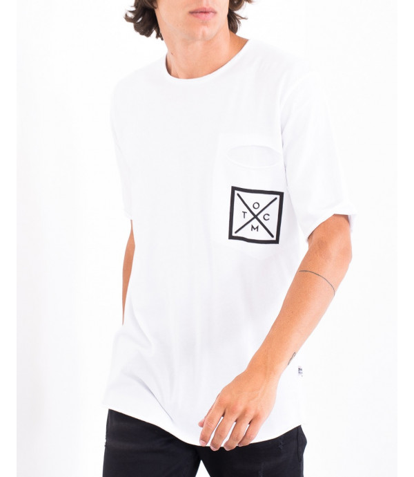 T-shirt con logo X OUTCOME
