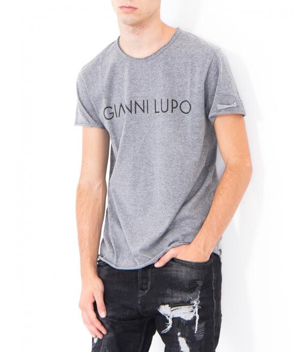 T-shirt con logo GL