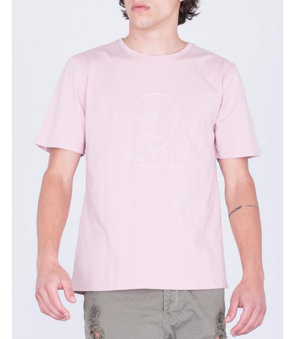 T-shirt con ricamo