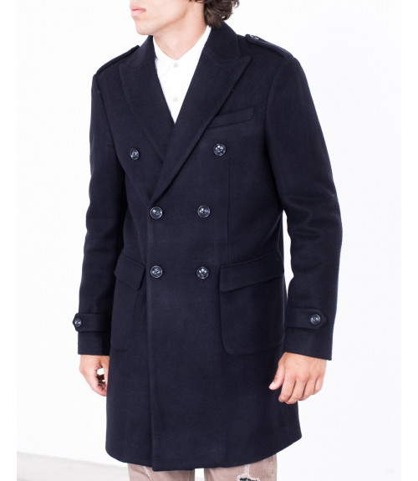 Cappotto doppiopetto