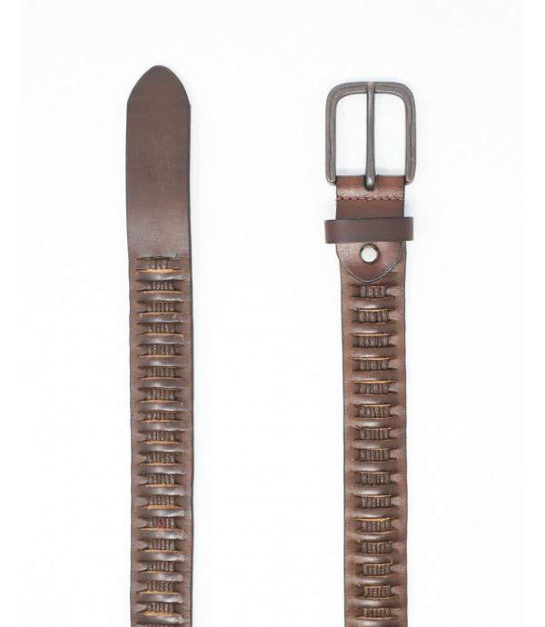 Cintura con stringhe dorsali