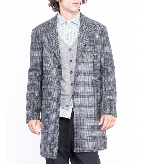 Cappotto in principe di Galles