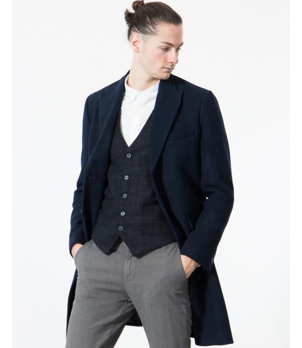 Cappotto lungo classico