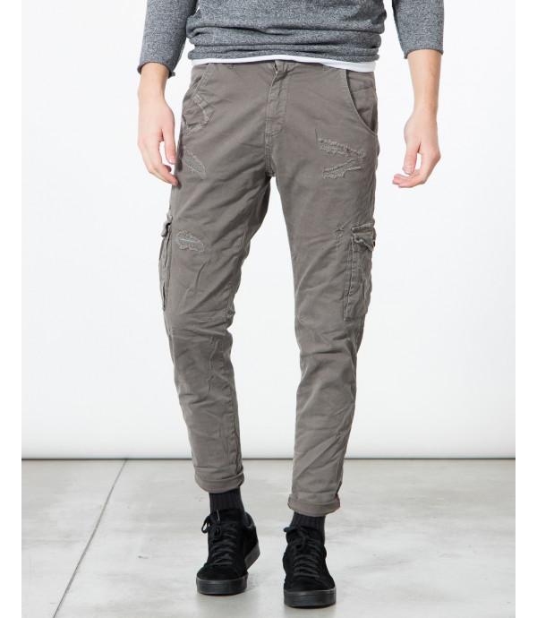 Pantaloni cargo rip and repair