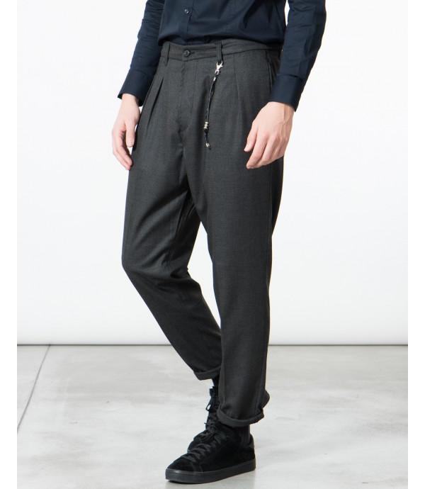 Pantalone elegante comfort fit