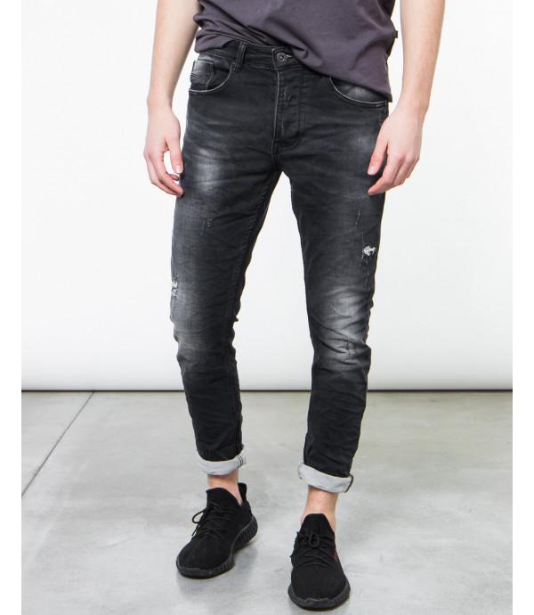 Jeans skinny fit slavato