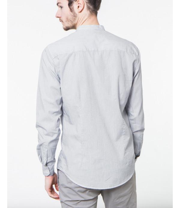 Camicia coreana a righe