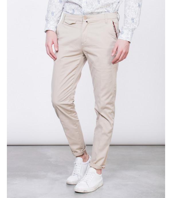 Pantaloni sartoriali eleganti slim fit