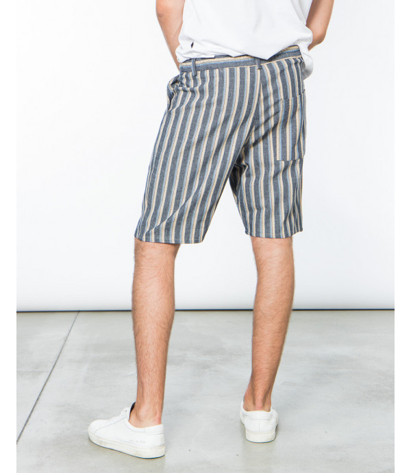 Pantalaccio a righe regular fit