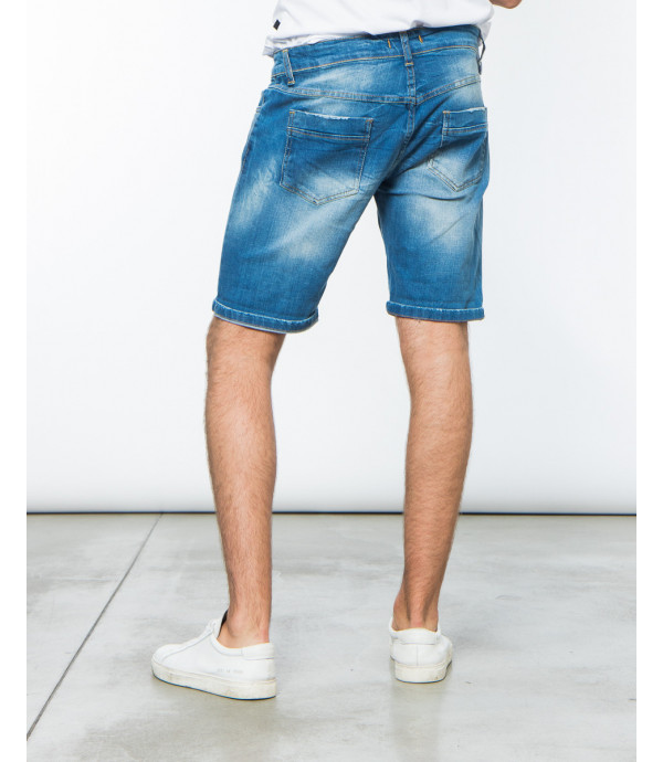 Shorts denim slim fit