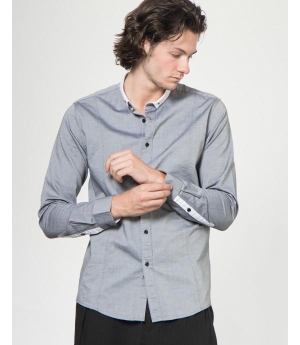 Camicia con rivetto