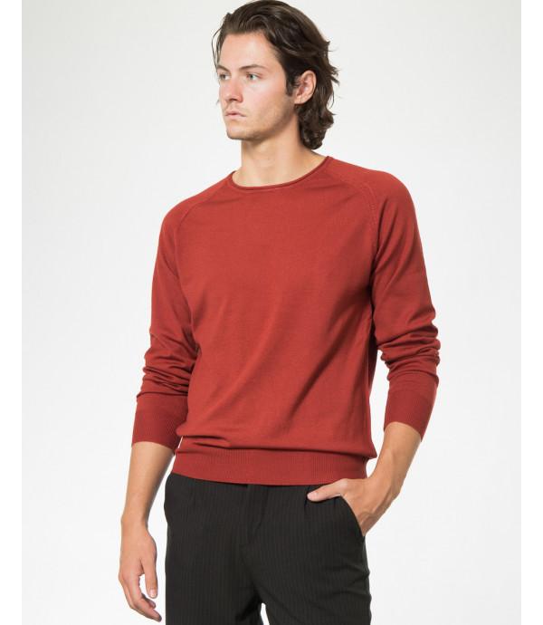 Basic raglan pullover