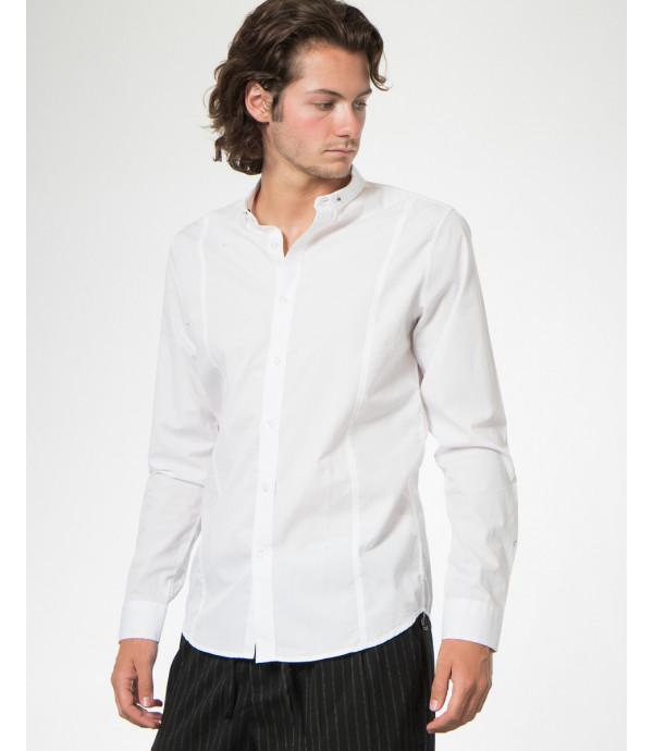 Camicia con colletto slim button down