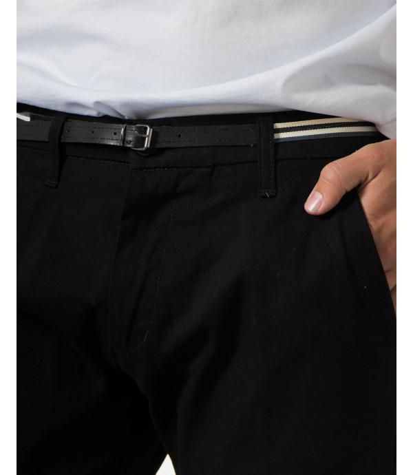 Chinos slim fit con cintura