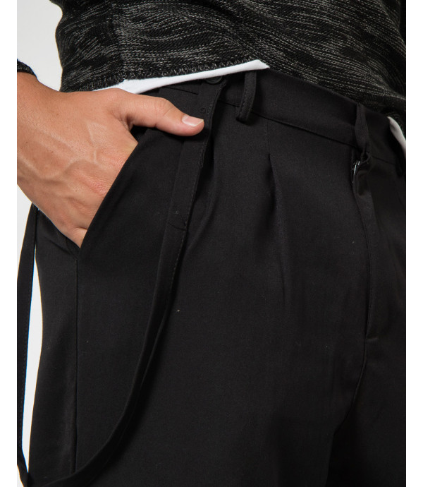 Pantaloni con lacci regular fit