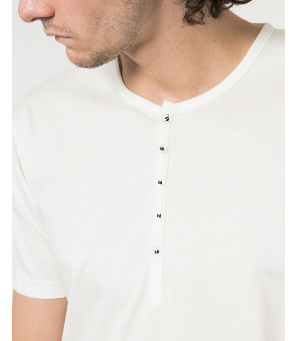 T-shirt serafino basica