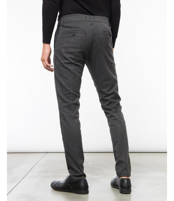 Pantaloni tailored slim fit