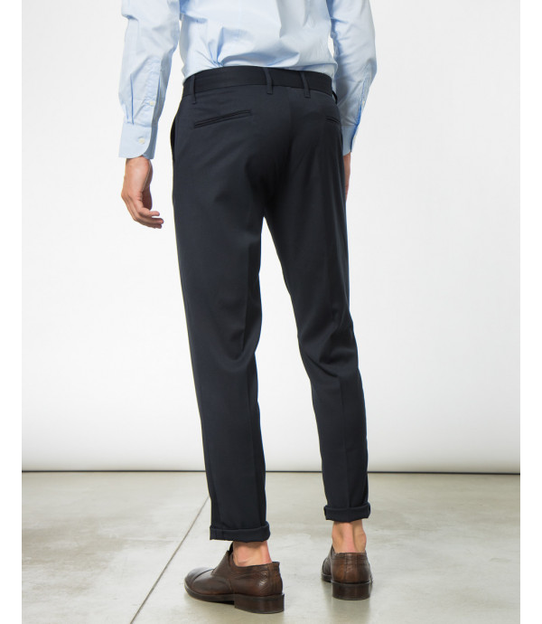 Pantaloni da abito slim fit