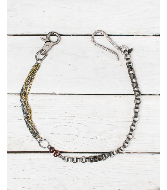 Metal trousers chain