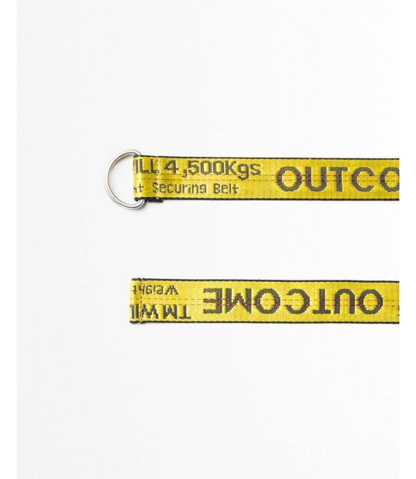 Industrial style belt