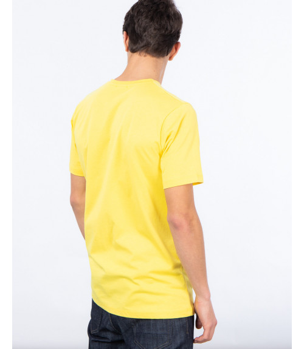 T-shirt girocollo con stampa