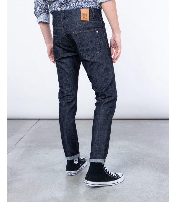 Jeans regular fit lavaggio rinse