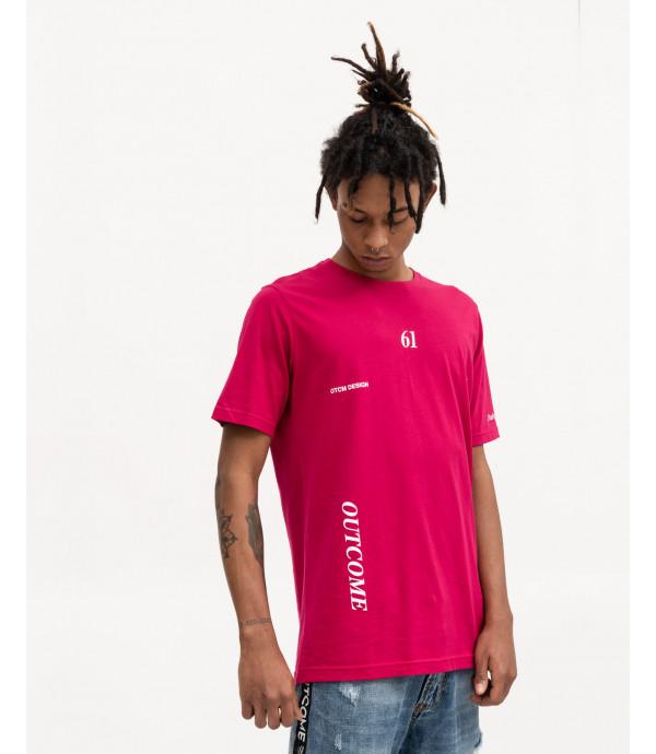 T-shirt con stampe OUTCOME
