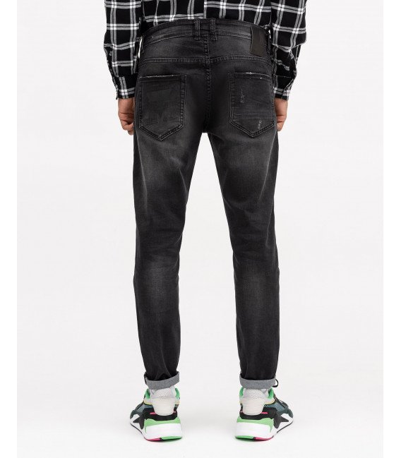 Jeans slim fit neri