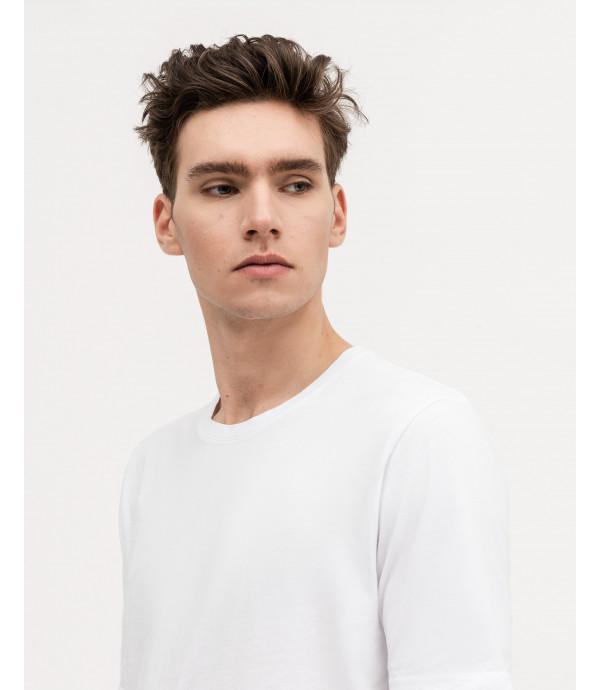 T-shirt premium basic girocollo