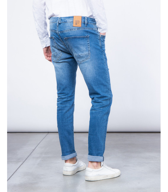 Jeans regular fit slavati