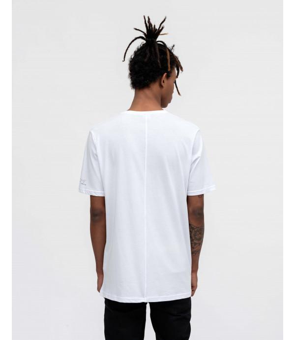 T-shirt OUTCOME con dettaglio taschino