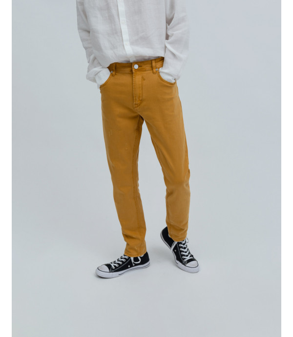 Jeans slim fit colorati