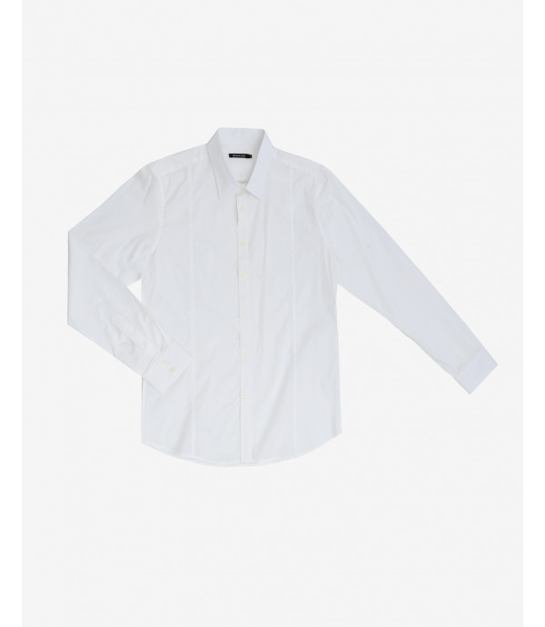 Slim fit basic shirt