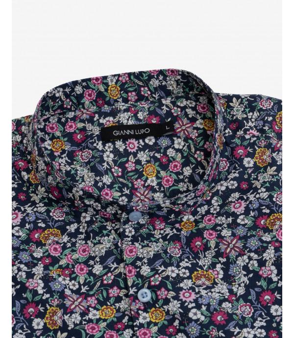 Camicia a fiori