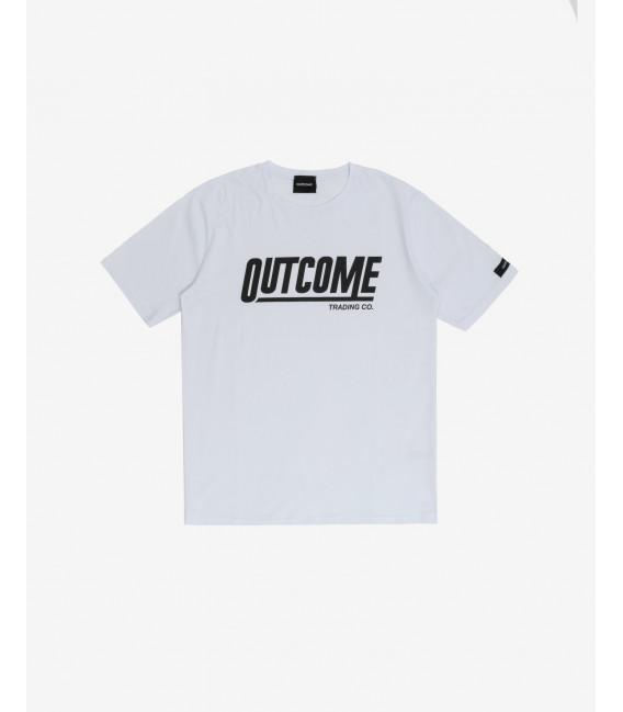 OUTCOME print t-shirt