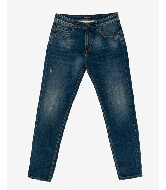 Jeans Bruce regular fit dark wash