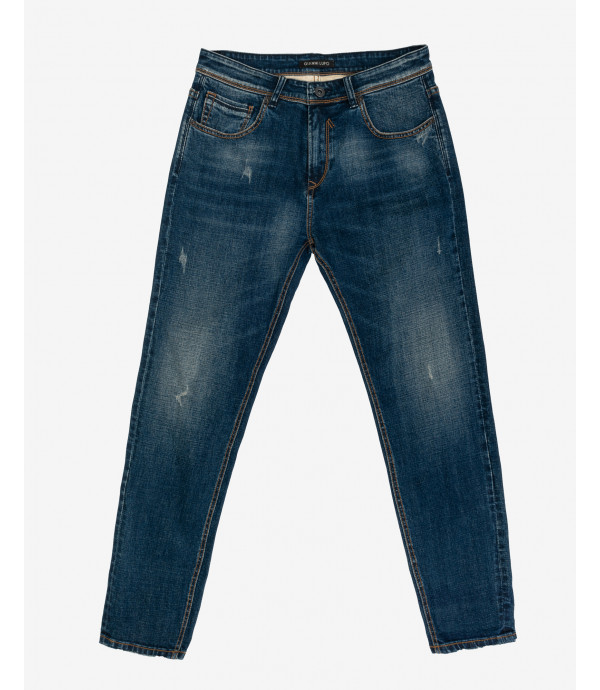 Bruce regular fit jeans dark wash