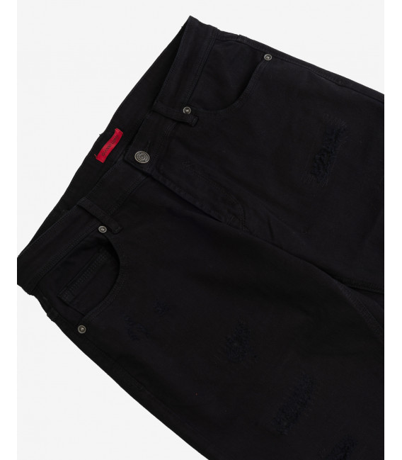 Bruce regular fit jeans in black