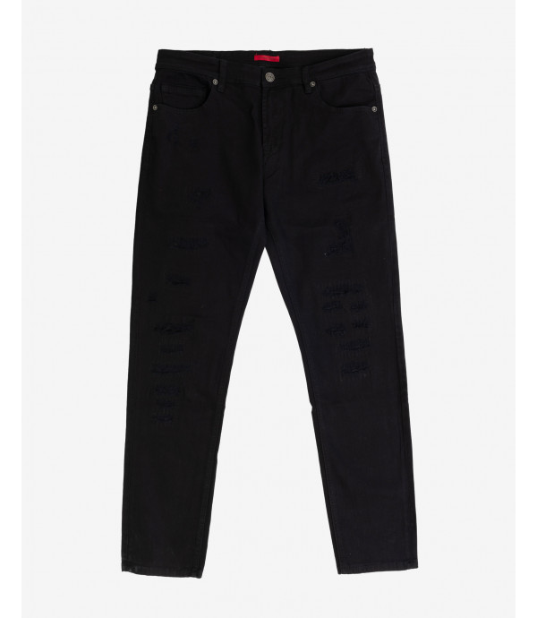 Bruce regular fit jeans in black