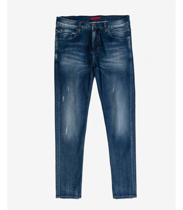 More about Steve super skinny fit dark wash jeans