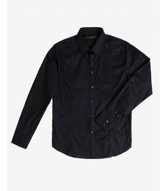 Super slim fit basic shirt