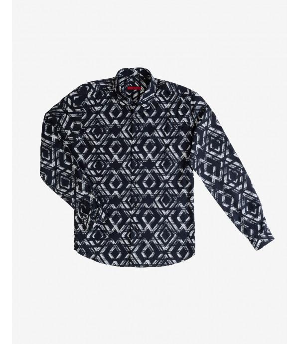 More about Geometric pattern shirt