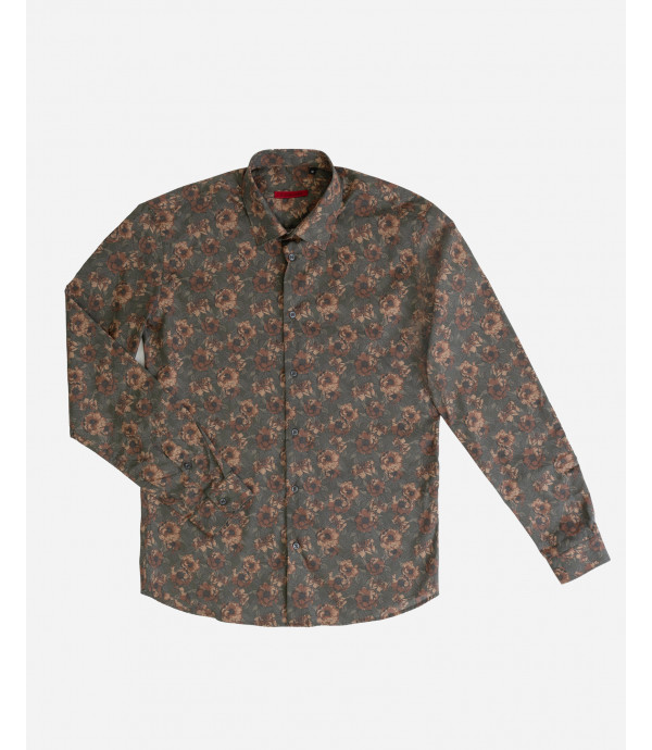 More about Floral print shirt