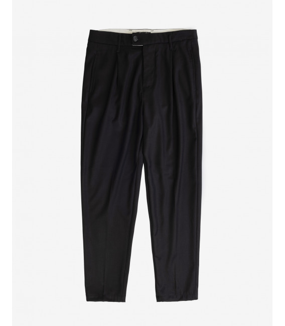 Comfort fit smart trousers