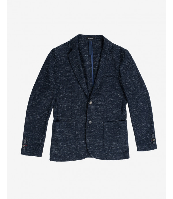 More about Deconstructed blazer