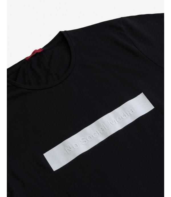 No social media T-shirt