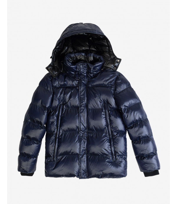 More about Hooded puffer jacket
